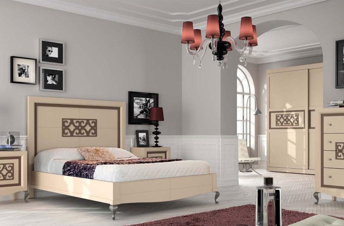 Dormitorio matrimonio provenzal espacios decoraci n - Dormitorios estilo provenzal ...