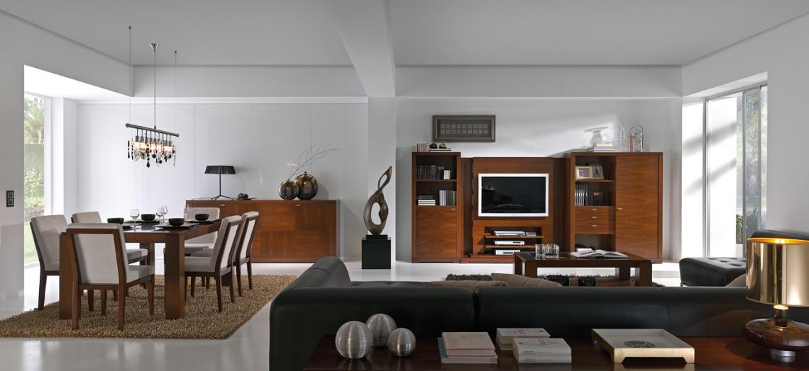 Comedor contempor neo espacios decoraci n ortega for Comedor contemporaneo